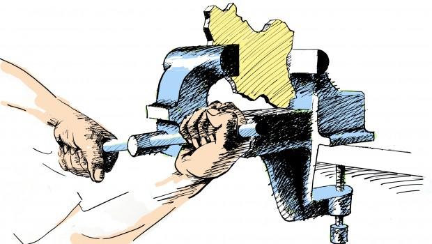 تحریم و فشار بر علیه ایران